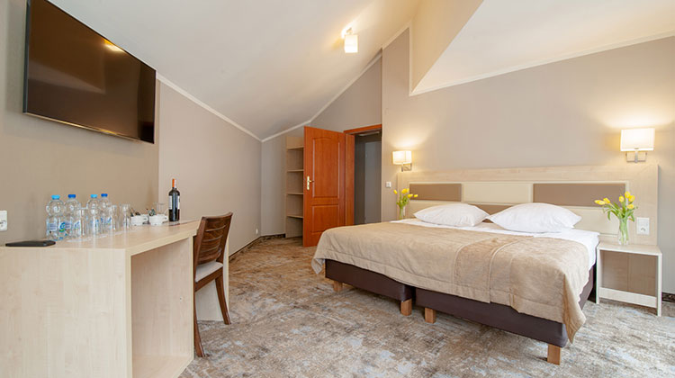 Hotel Diament Ustroń W Nowej Odsłonie