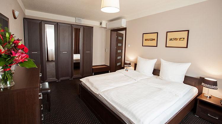 Hotel Diament Spodek Katowice Zaprasza Do Odnowionych Wnętrz