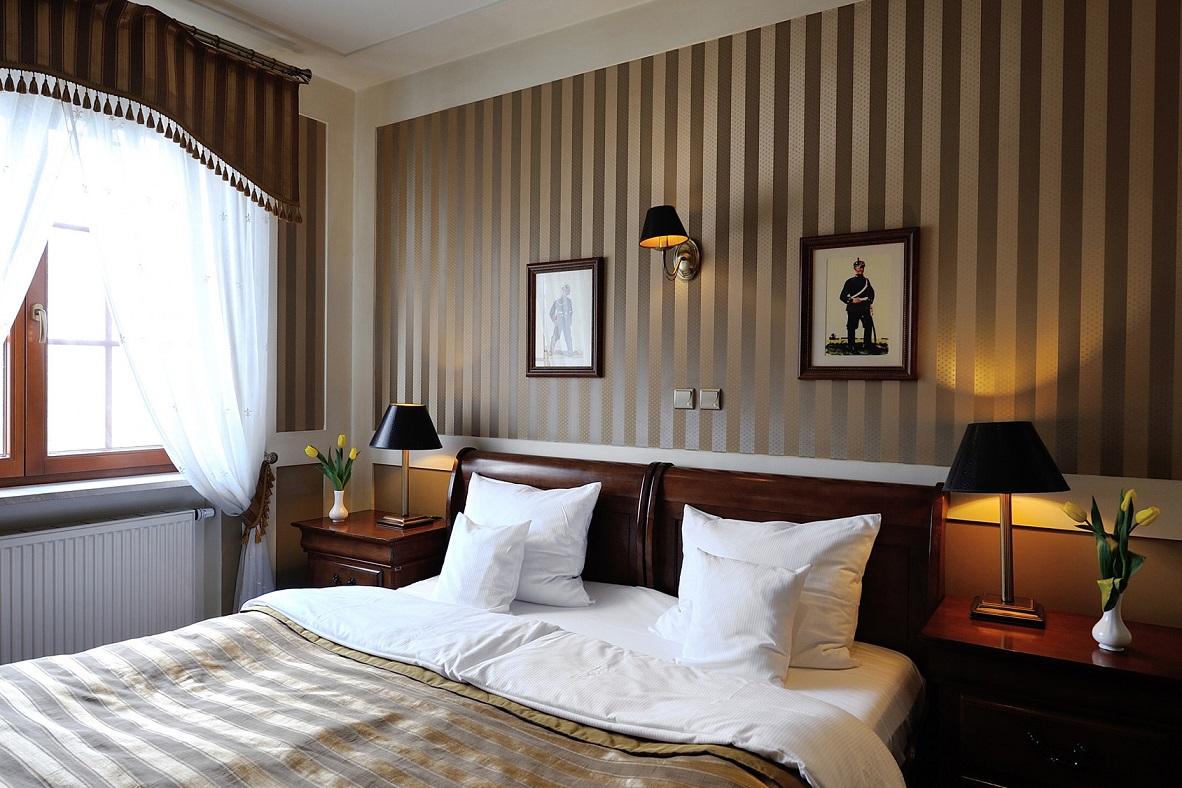 Pokój Comfort Double - Hotel Diament Arsenal Palace