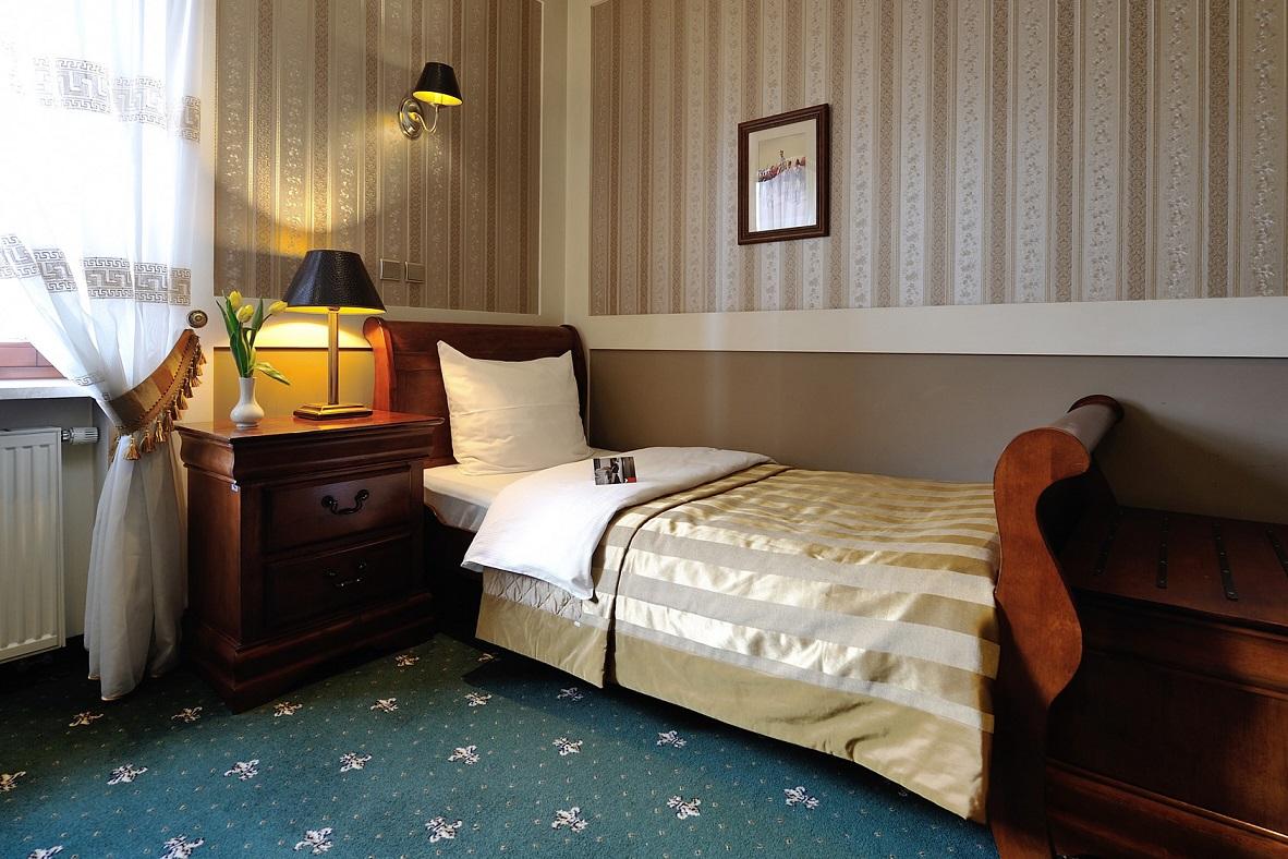 Pokój Comfort Single - Hotel Diament Arsenal Palace