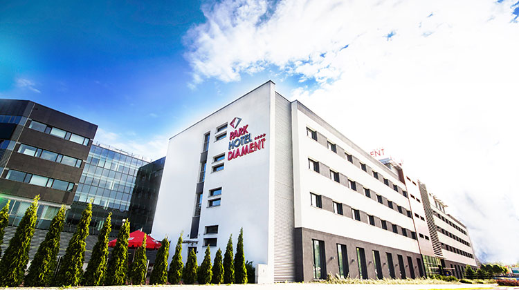 Nominacja W Konkursie Tophotel Dla Park Hotelu Diament Wrocław