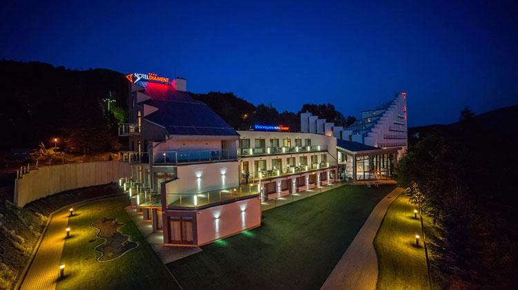 SPA & Wellness Hotel Diament Ustroń Przyjmuje Oferty Najmu