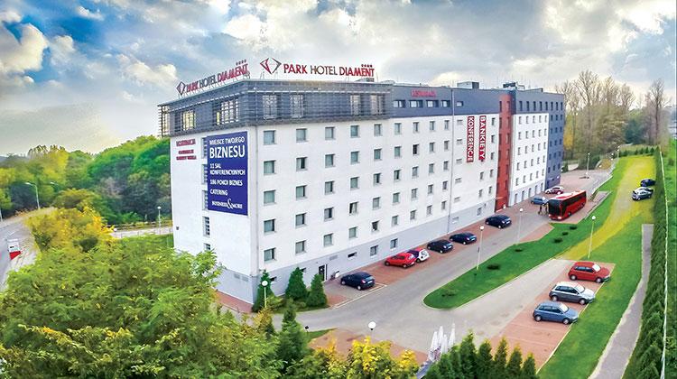 Park Hotel Diament Katowice: Nowocześnie I Elegancko