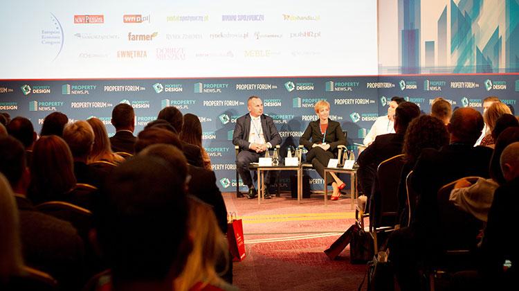 Hotele Diament Partnerem Property Forum 2017