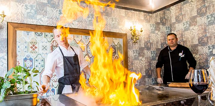 Kuchnia W Hotelach Diament