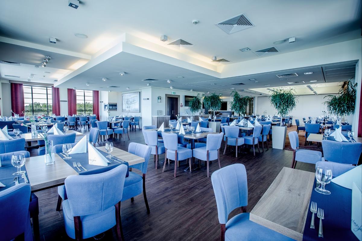Park Hotel Diament Katowice Restauracja
