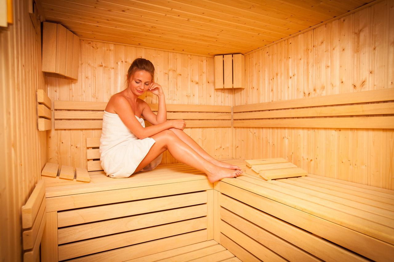Park Hotel Diament Katowice - Sauna