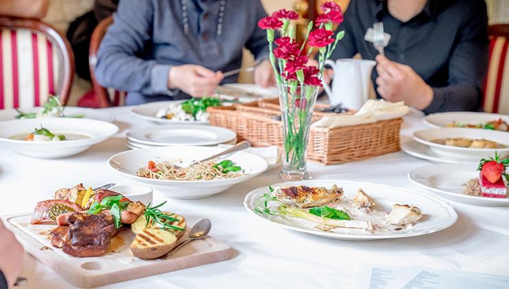 5 Zasad Udanego Biznes Lunchu
