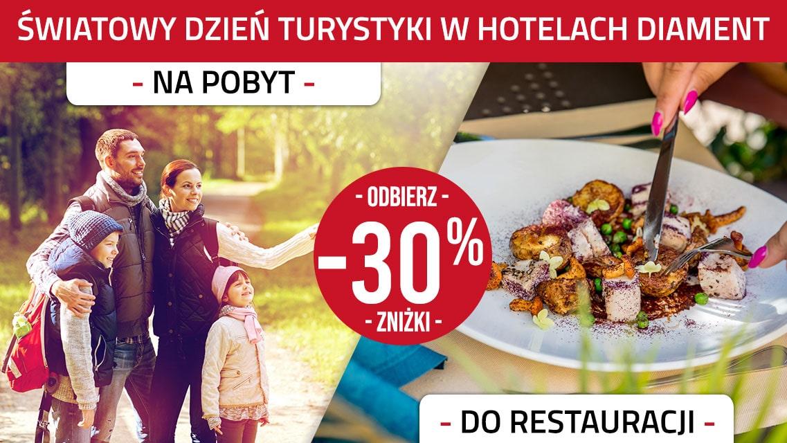 Światowy Dzień Turystyki W Hotelach Diament