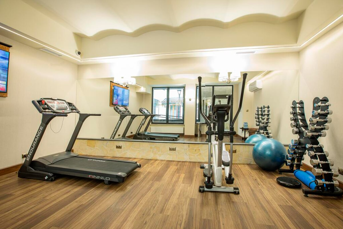 Hotel Diament Plaza Gliwice - Centrum fitness