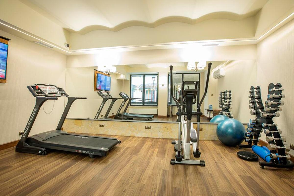 Hotel Diament Plaza Gliwice - Centrum fitness