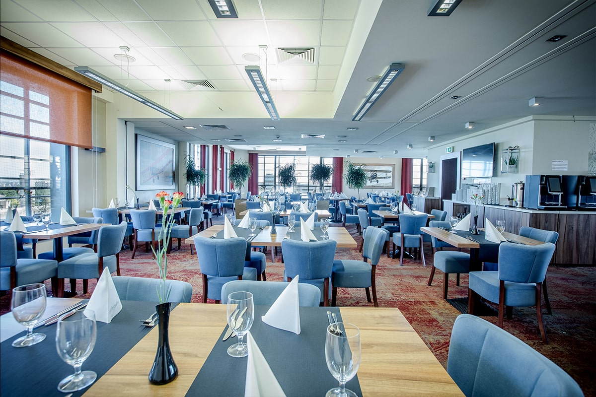 Park Hotel Diament Katowice -Restauracja Atmosfera