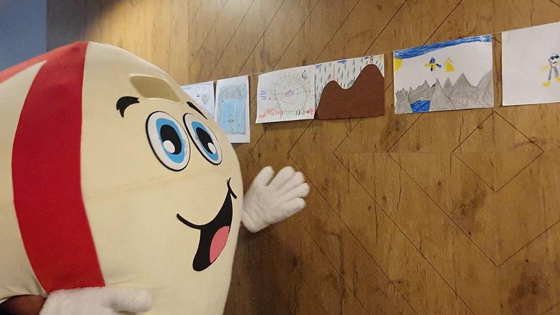 Animacje Dla Najmłodszych Spa&Wellness Hotel Diament W Ustroniu
