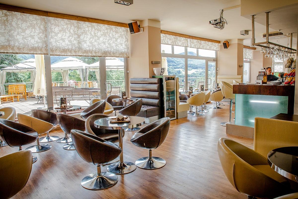 Hotele Diament Ustroń - restauracja Atmosfera