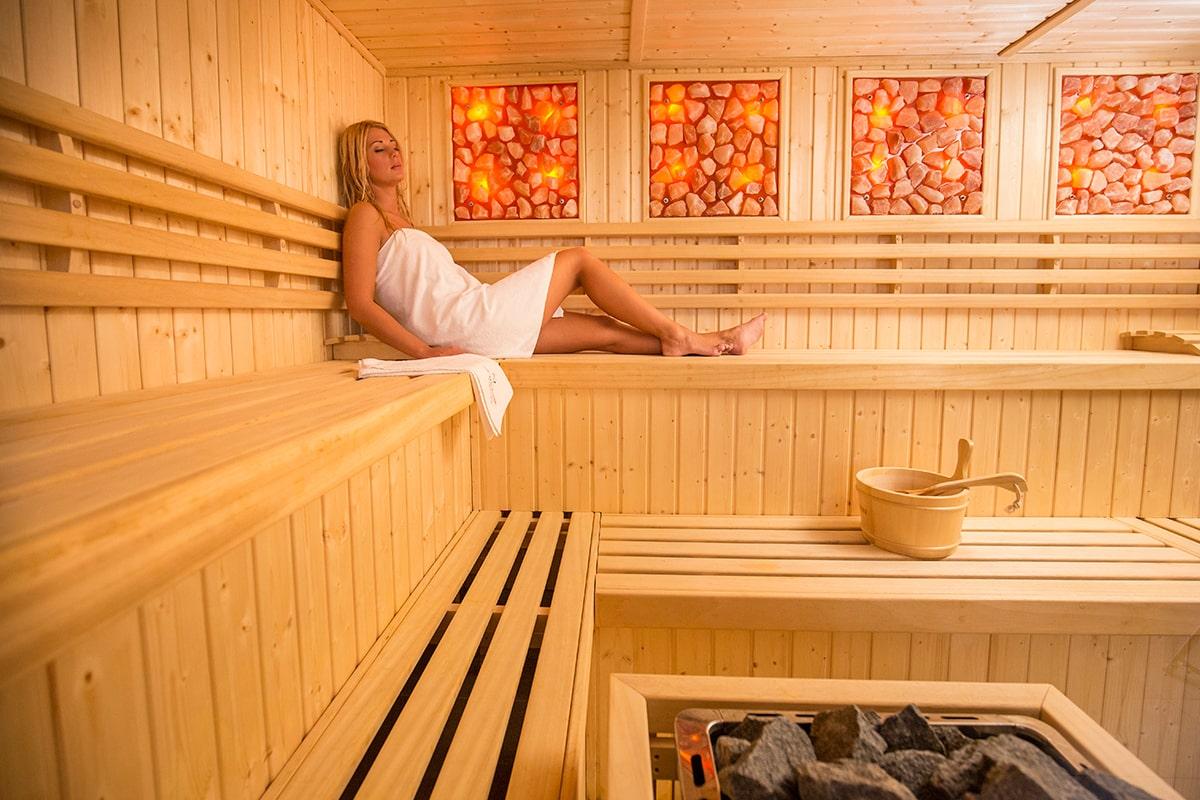 Hotele Diament Ustroń - Sauna
