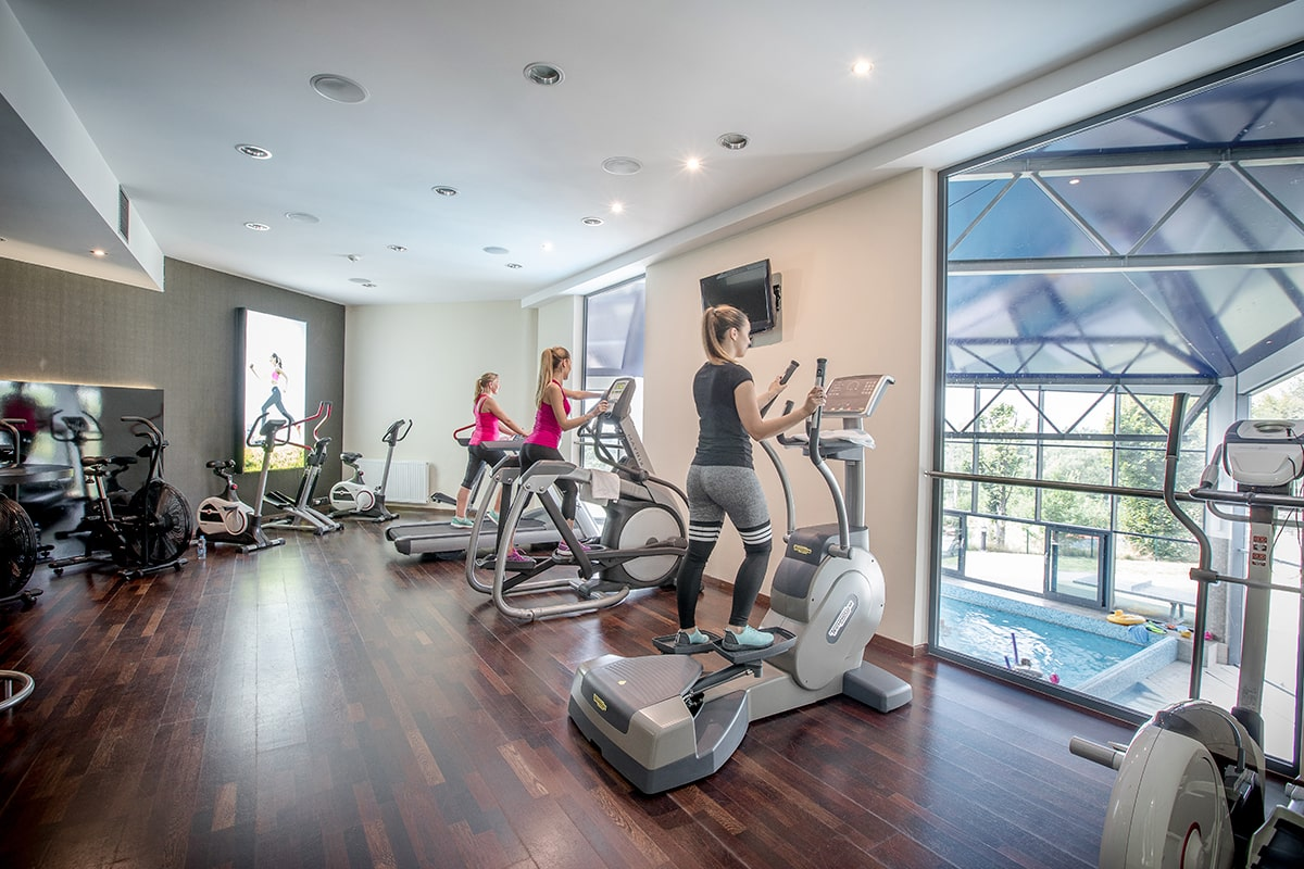 Hotele Diament Ustroń - Centrum fitness