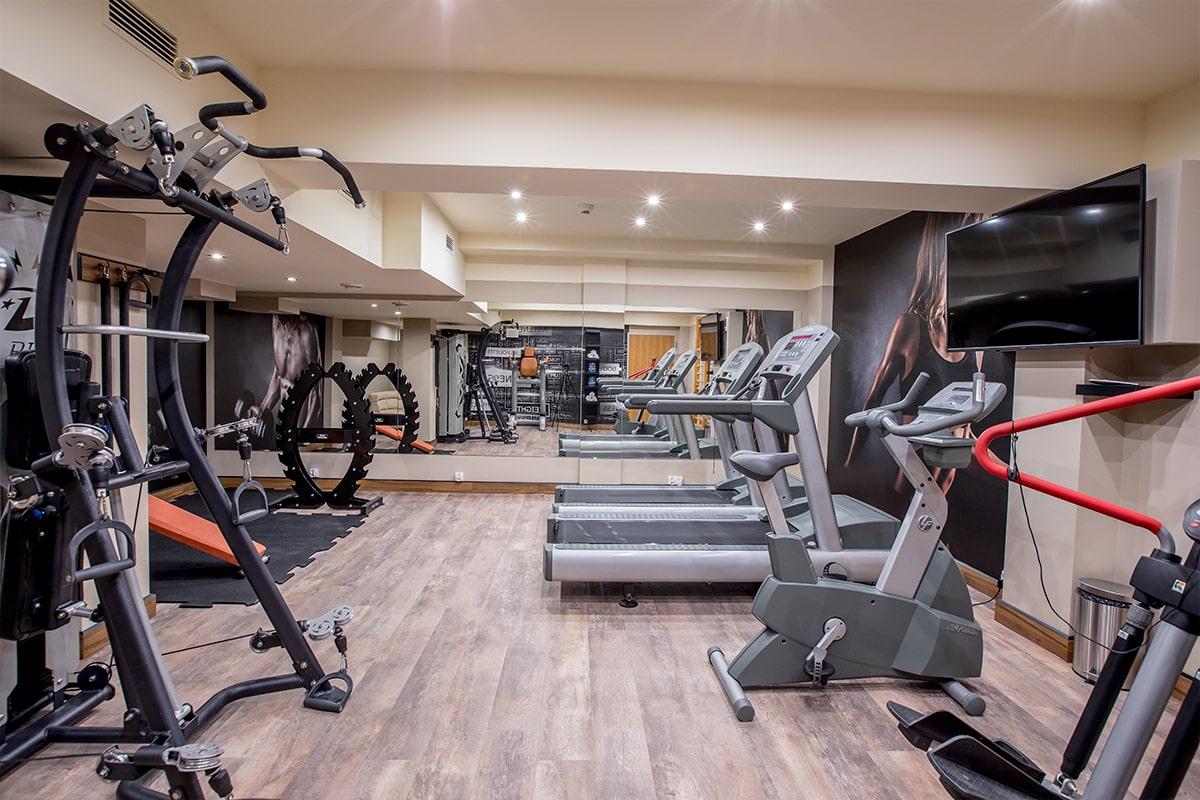 Park Hotel Diament Wroclaw - Centrum fitness