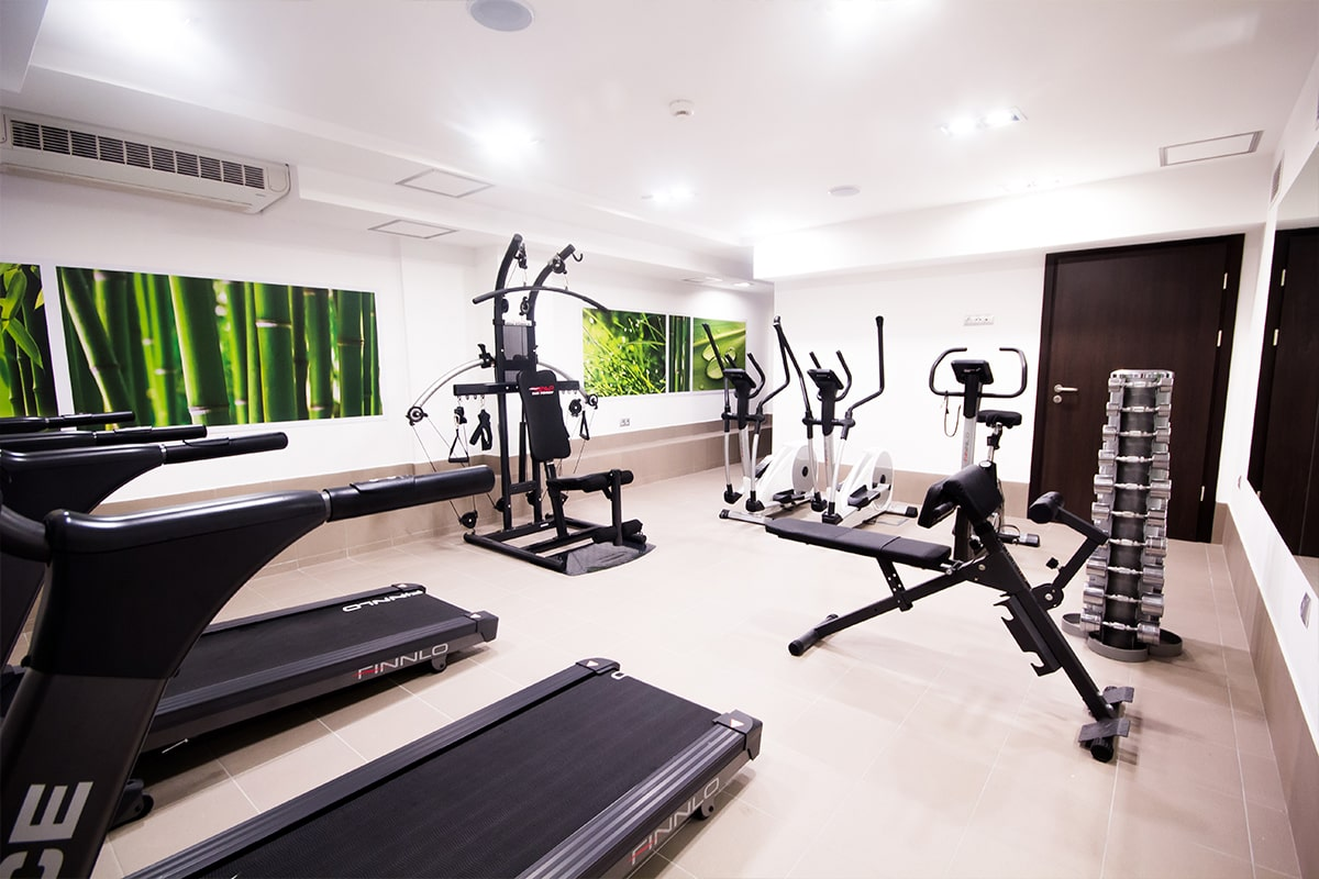 Park Hotel Diament Zabrze - Centrum fitness
