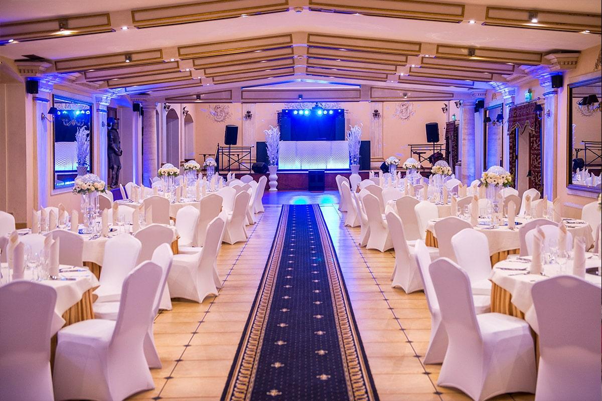 Hotel Arsenal Palace Chorzów - Bankiety, Wesela, Imprezey okolicznościowe
