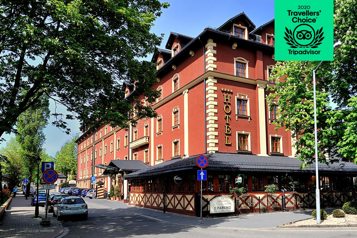 Hotel Arsenal Palace Chorzów