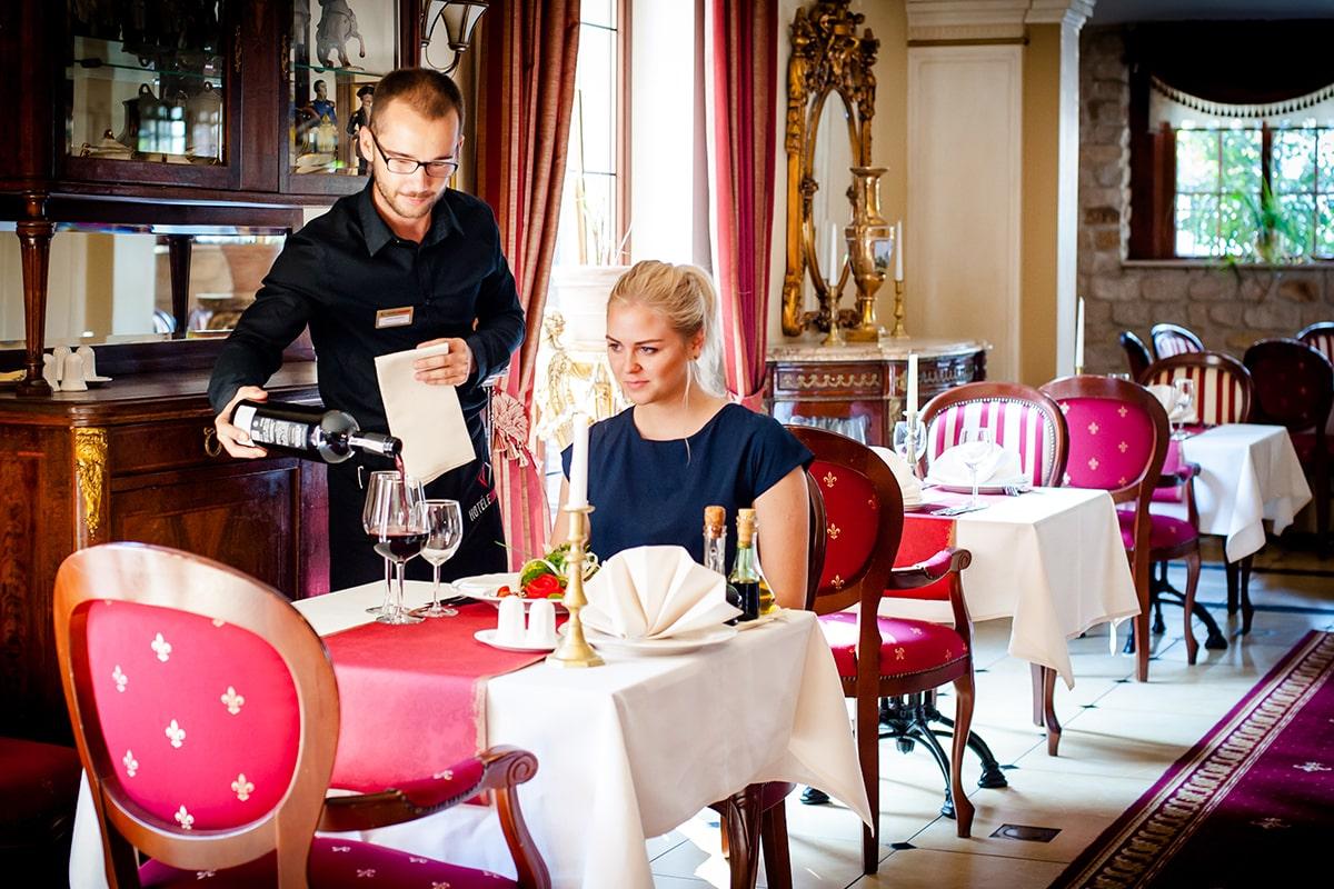Hotel Arsenal Palace Chorzów - Restauracja Cesarska