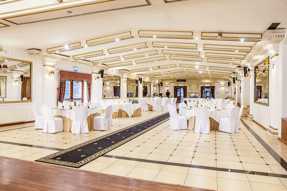 Hotel Arsenal Palace Chorzów - Sala Bankietowa