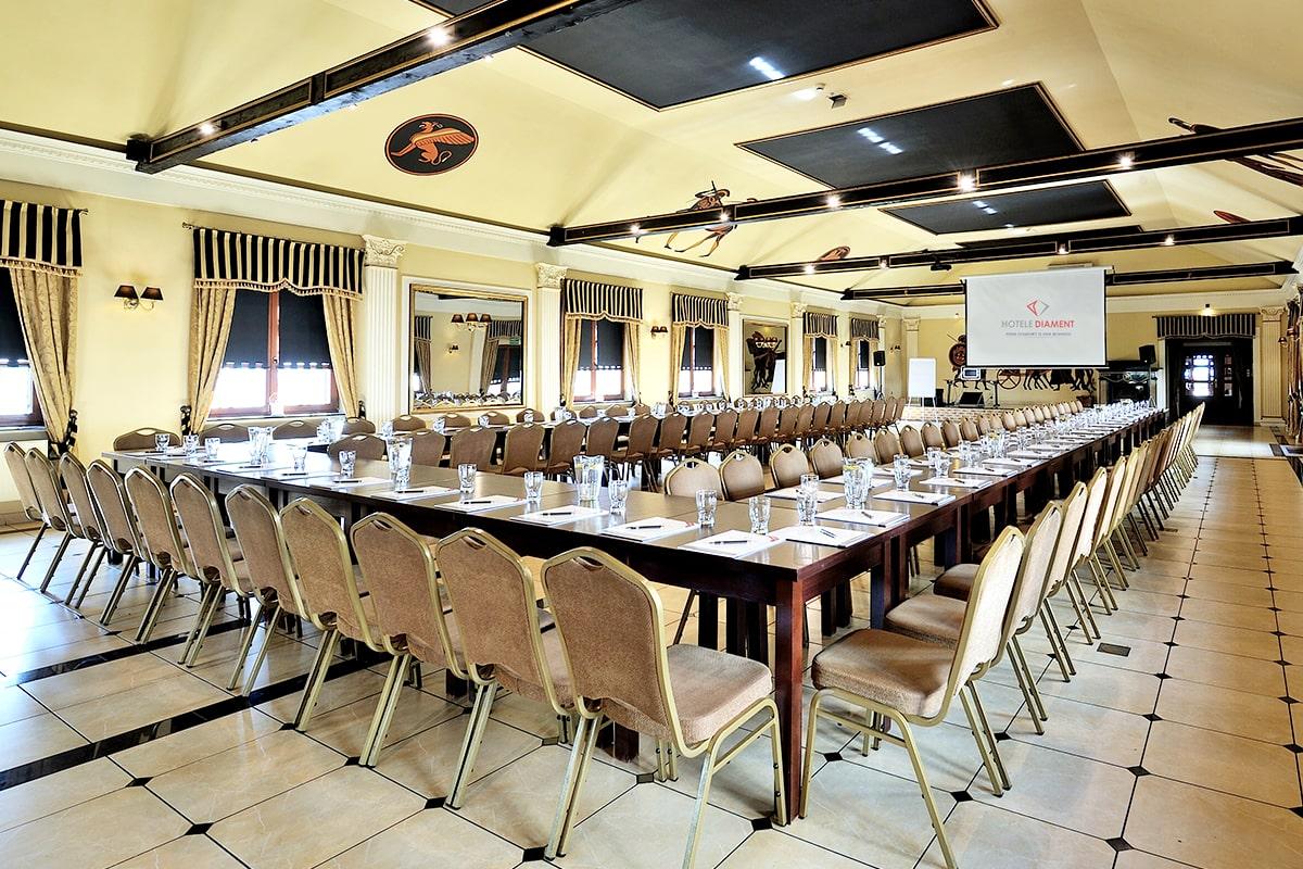 Hotel Diament Vacanza - Centrum konferencyjne