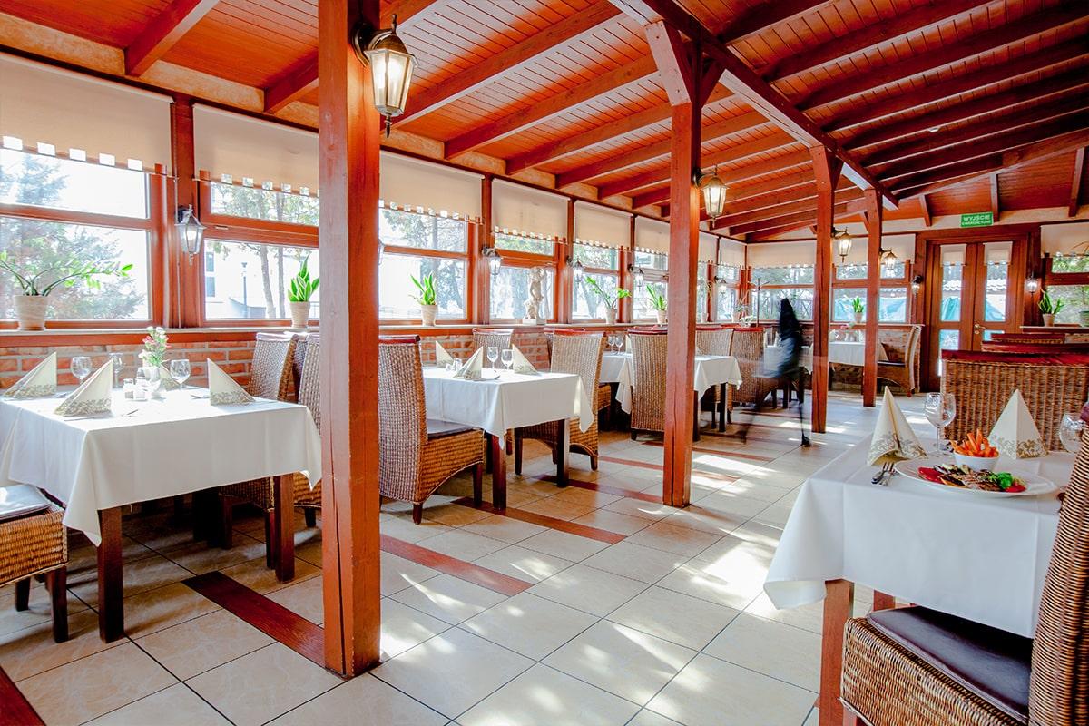 Hotel Diament Vacanza - Restauracja Vacanza