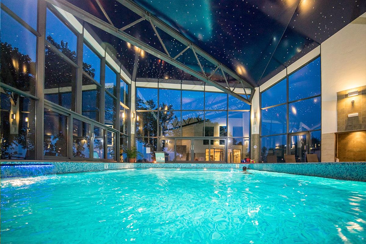 SPA & Wellness Hotel Diament Ustroń - Basen