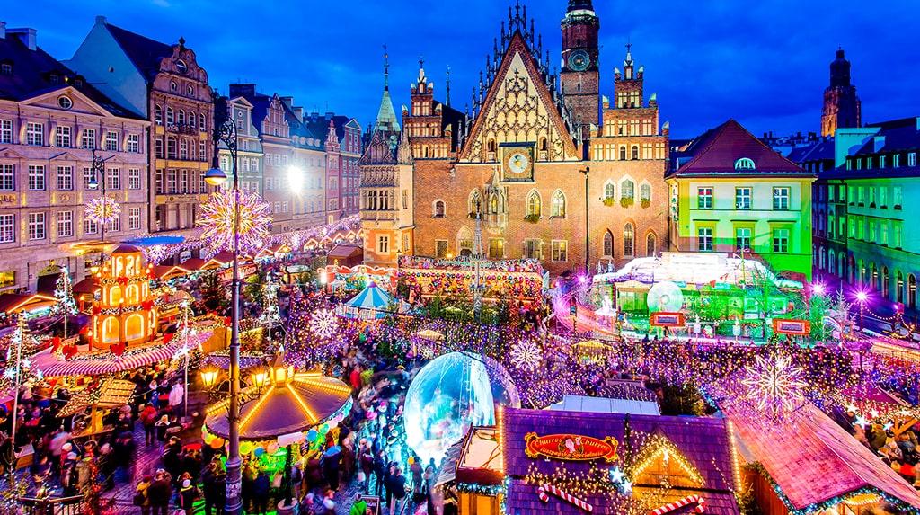 Jarmark Bożonarodzeniowy We Wrocławiu Startuje Już Za 8 Dni!