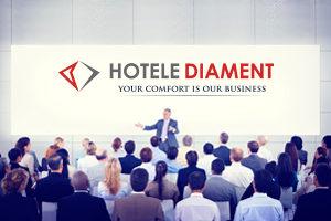 Konferencje i szkolenia w Hotelach Diament