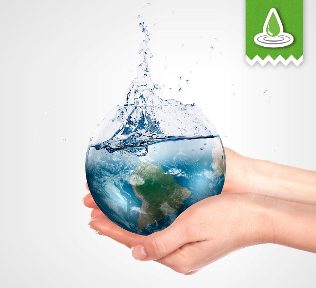 EKO Diament - Nie marnujemy wodę