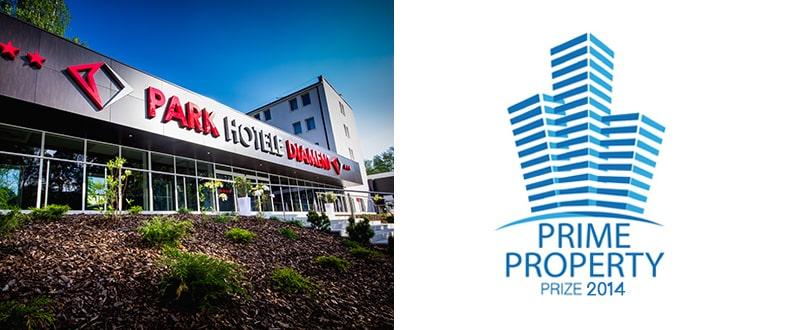 Prime Property Prize 2014 - Park Hotel Diament Zabrze