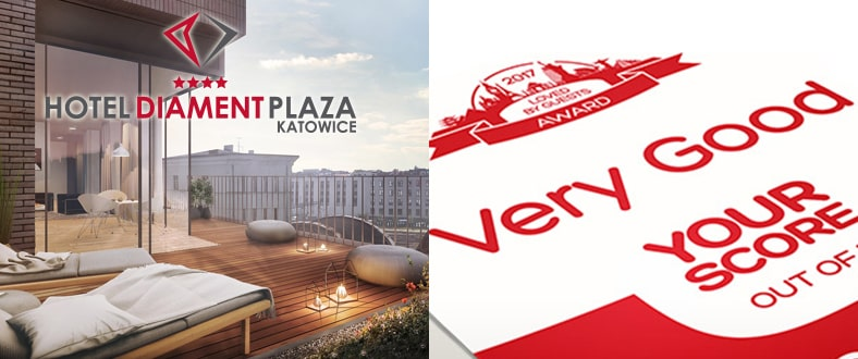 Loved By Guests - Hotel Diament Plaza Katowice