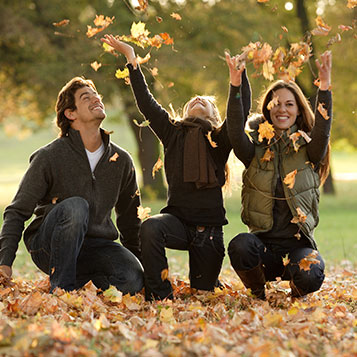 Jesień W Ustroniu
