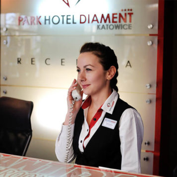 Park Hotel Diament Katowice Telefon