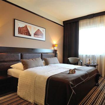 Pokoje W Park Hotel Diament Katowice