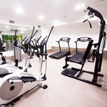 Park Hotel Diament Zabrze Fitness Room