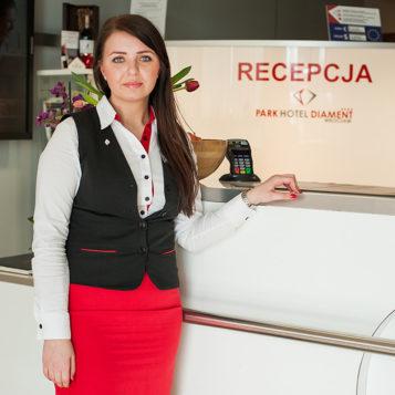 Park Hotel Diament Wrocław Kontakt