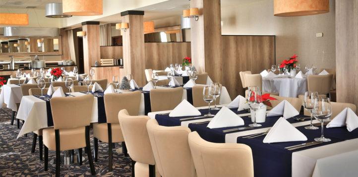 Park Hotel Diament Wrocław Restauracja