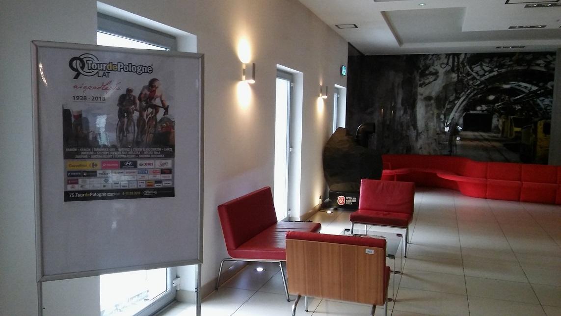Hotele Diament Kibicują Tour De Pologne