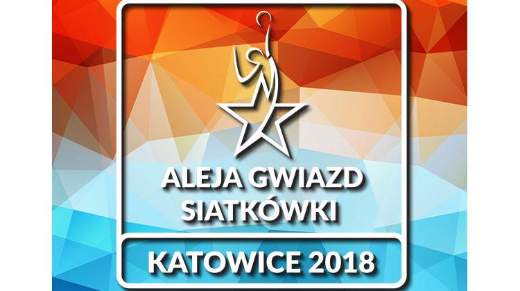 Aleja Gwiazd Siatkówki 19 Maja 2018
