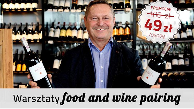 Warsztaty Food And Wine Pairingu W Restauracji Cesarskiej