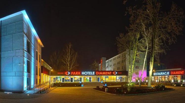 Park Hotel Diament Zabrze Już Otwarty!