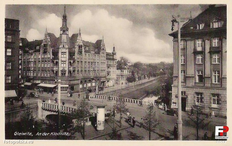 Hotel Diament Plaza Gliwice- 1935 rok