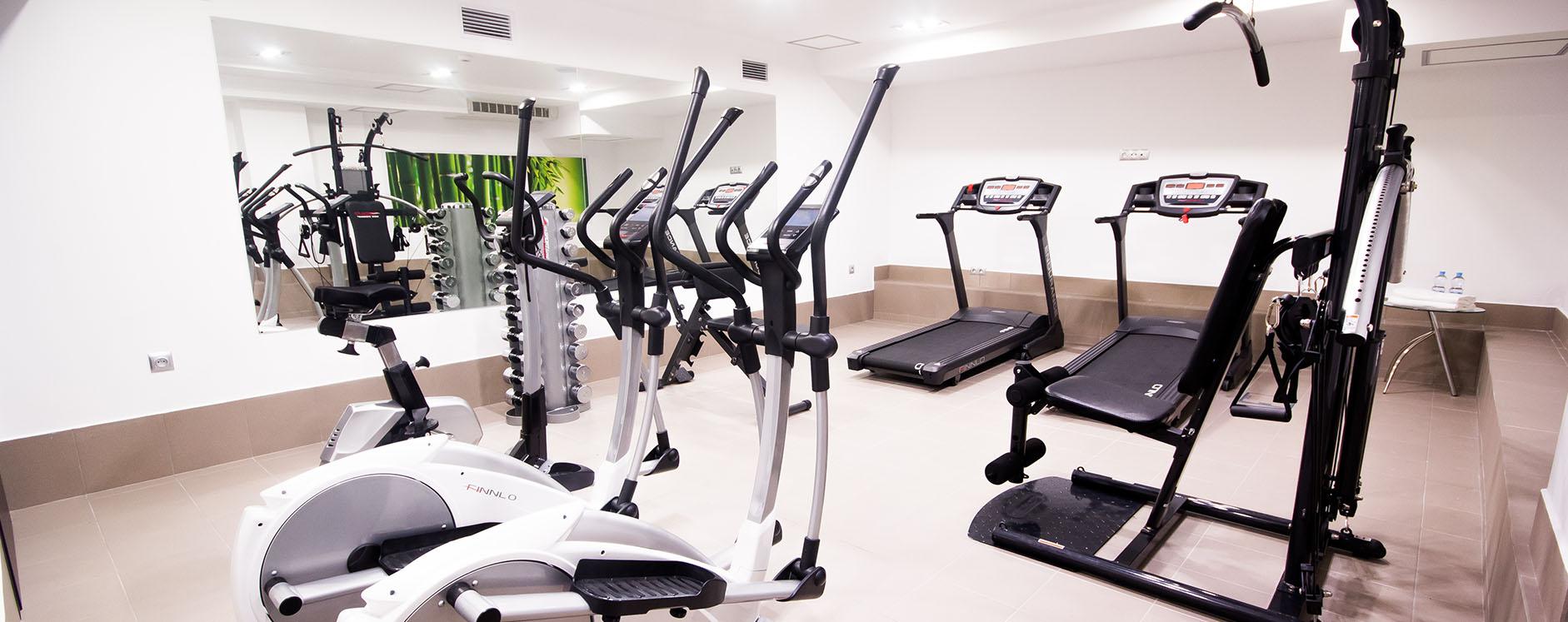 Park Hotel Diament Zabrze Fitness