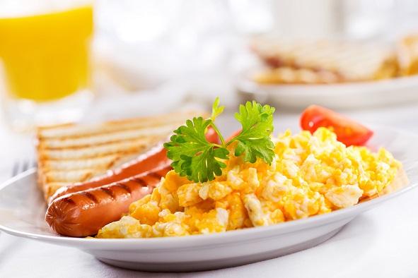 Późne śniadania w Hotelu Diament Plaza Katowice