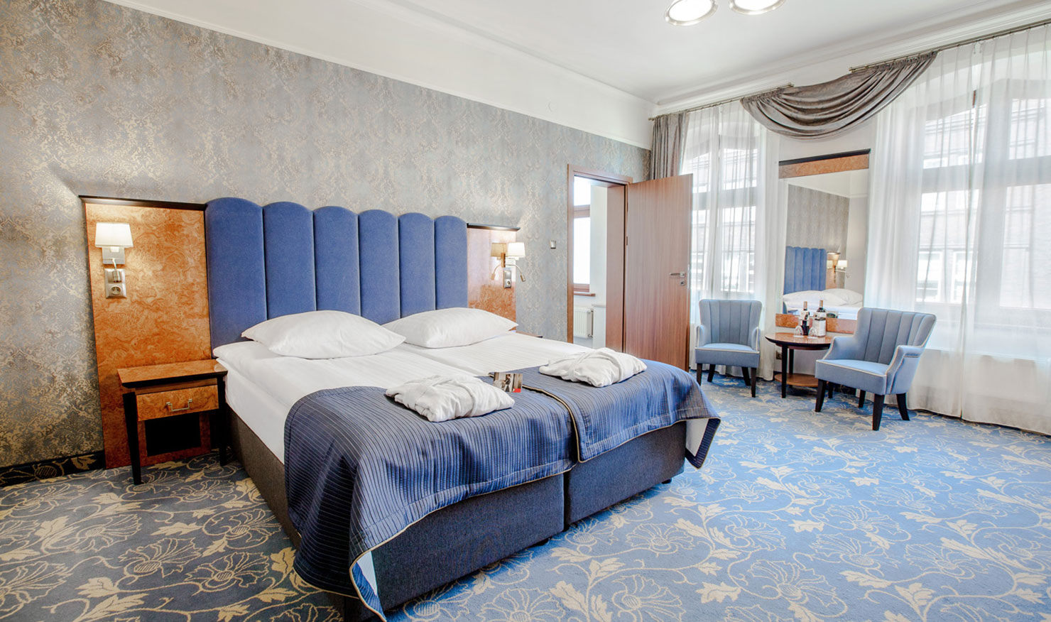 Hotel Diament Plaza Gliwice pokoje