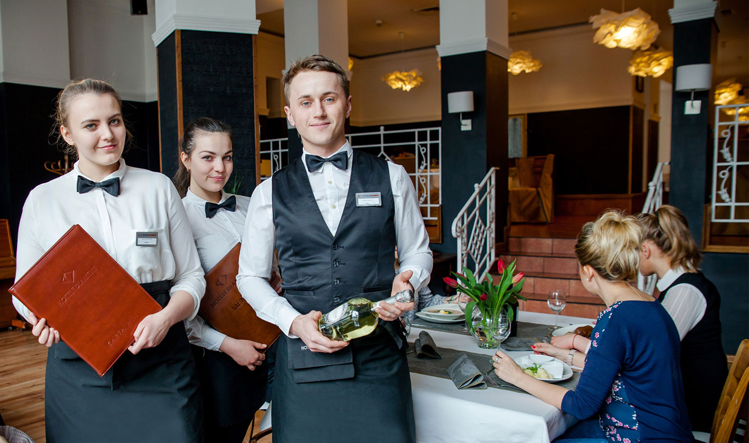 Hotel Diament Plaza Katowice Restauracja