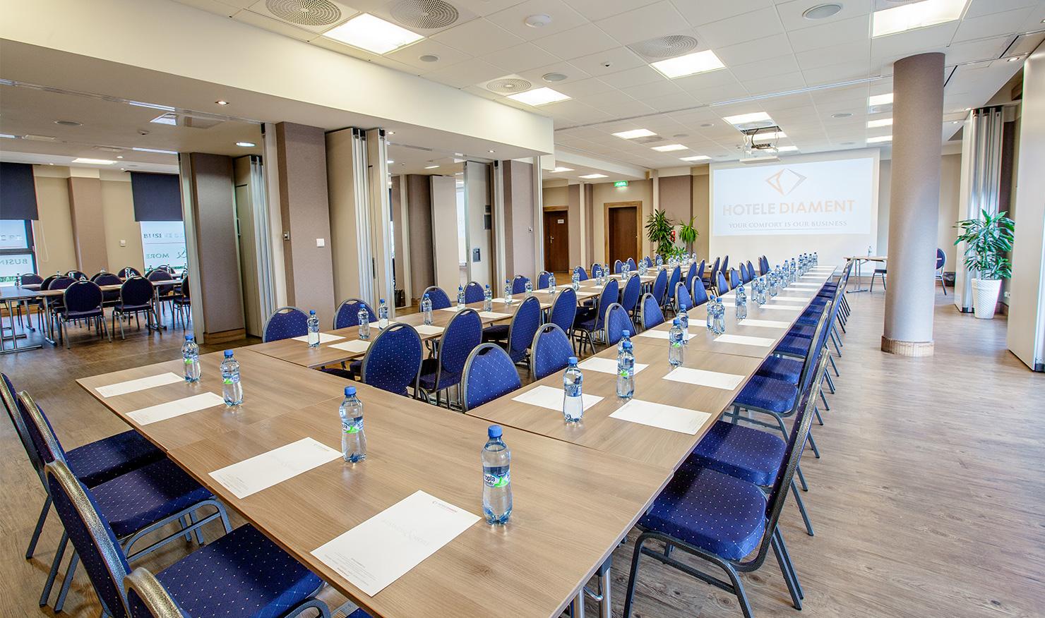 Park Hotel Diament Wrocław konferencje
